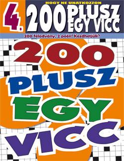 200 Plusz egy vicc önyv